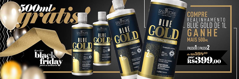 Blue Gold 500ml Grátis